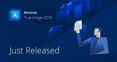 Acronis True Image 2018 Serial Key Crack Full Download