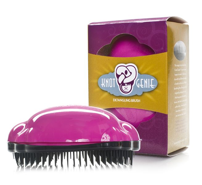 Do you struggle to brush your kid's hair? Put an end to that with the best mom-invented brush EVER! $15.99