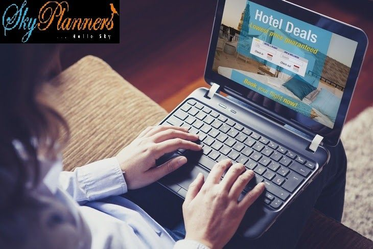 If you are looking for cheap hotel booking website than sky planners is the best choice for you. They are travel portal website and provide the best deal on hotels booking, flight tickets booking, holiday package or visas service as well. So, book your hotel with sky planners. Hurry!!!  Article Source- http://onlineinternationalhotelbooking.blogspot.in/2018/01/online-hotel-booking-by-search-engine.html Book Now : http://www.skyplanners.com/ #SkyPlanners #HotelsBooking #Hotels