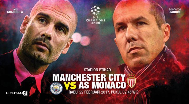 Manchester City vs AS Monaco