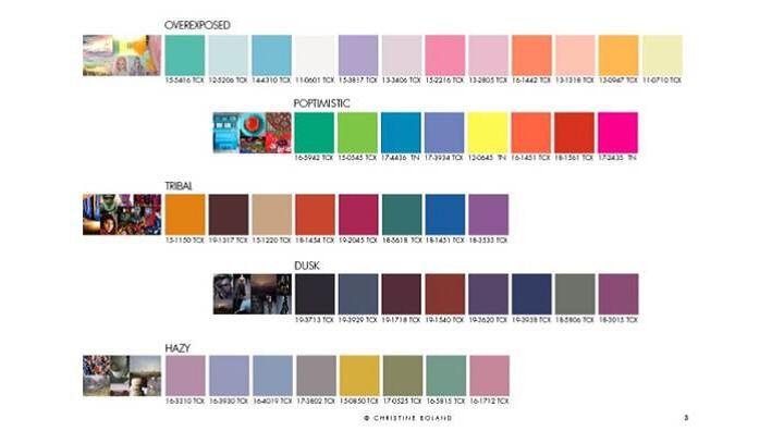 Impressie zomerkleuren 2014