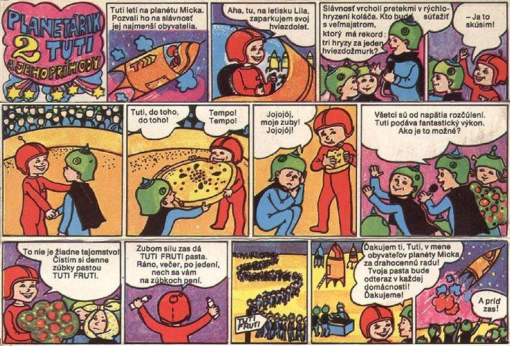 Tuti Fruti komiks