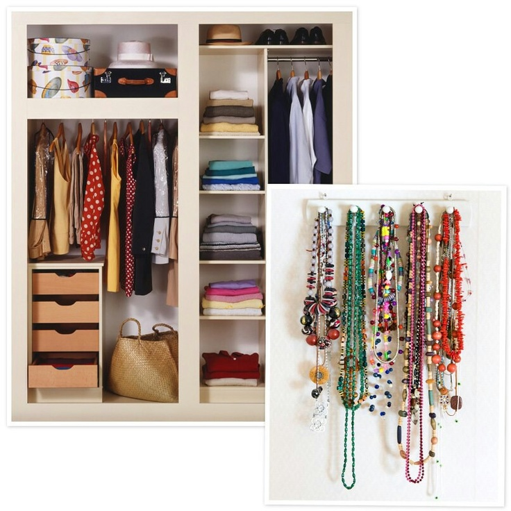 68 Best Images About Small Closet Ideas On Pinterest