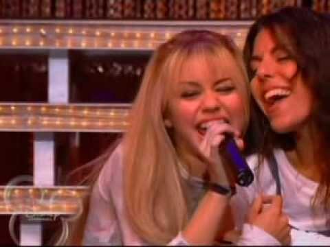 Hannah Montana - True Friend Music Video - YouTube