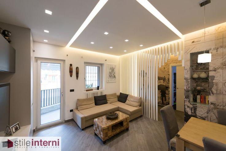 Pequeño pero lleno de ideas: un apartamento que te inspirará (de Imanol Fernández)