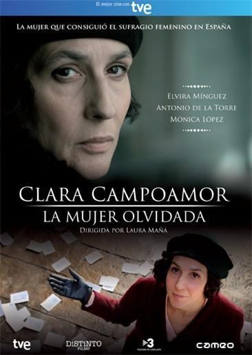 Clara Campoamor: la mujer olvidada (2011) España. Dir: Laura Mañá. Drama. Biográfico. Feminismo. Dereito. República española - DVD CINE 2318