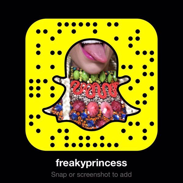 #Follow #BrookeCandy @ #Snapchat! #User: #FreakyPrincess. @rcarecords @sonymusic #Artist #BET #BillboardHot100 #ClubRap #DaddyIssues #Electropop #HipHop #Musician #Opulence #Rap #Rapper #RCARecords #SONYMusic www.brookecandyofficial.com
