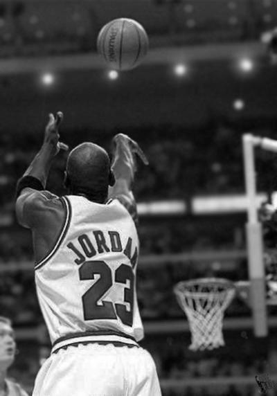 Michael Jordan Sick Shoes