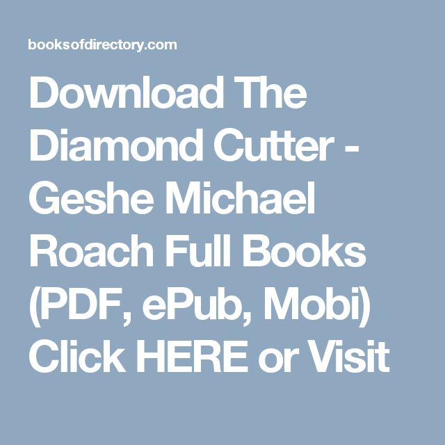 50 best pdf books images on pinterest pdf free ebooks and reading download the diamond cutter geshe michael roach full books pdf epub mobi fandeluxe Image collections