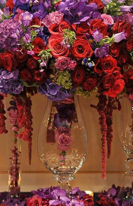 Images about multi colored wedding colors and
