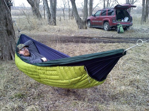 Medium image of diy hammock underquilt