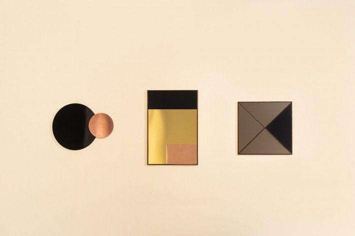 Mirror design by Nina Cho