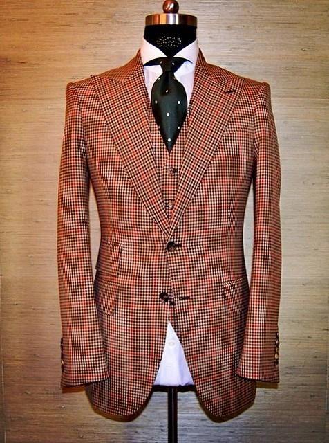 Antar Levar Bespoke | Raddest Men's Fashion Looks On The Internet: http://www.raddestlooks.org