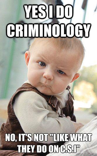 Criminology good majors