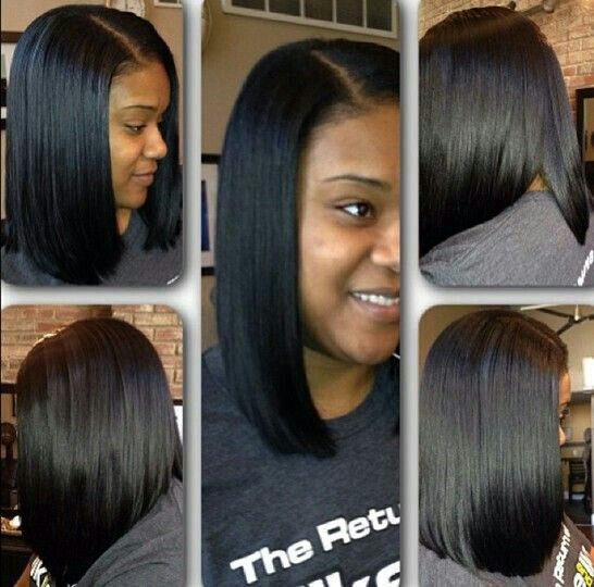 black hair styles extensions bob hair bob and bobs 2756 | 2a2ad182e8c5766f022e4a679f0c0036 long bob weave lace front wigs