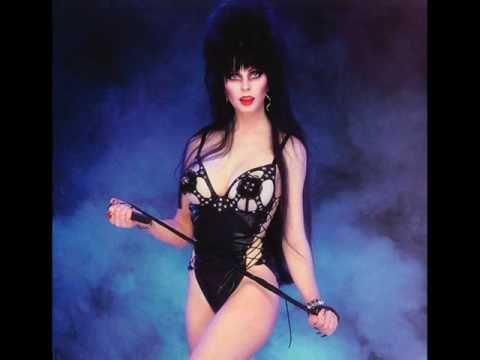 Oak Ridge Boys -  Elvira.  ummm, don't think Cassandra Peterson was the song's inspiration, but ....