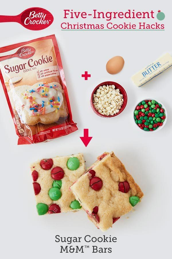 5 Ingredient Christmas Cookie Hacks Betty S Holiday Recipes