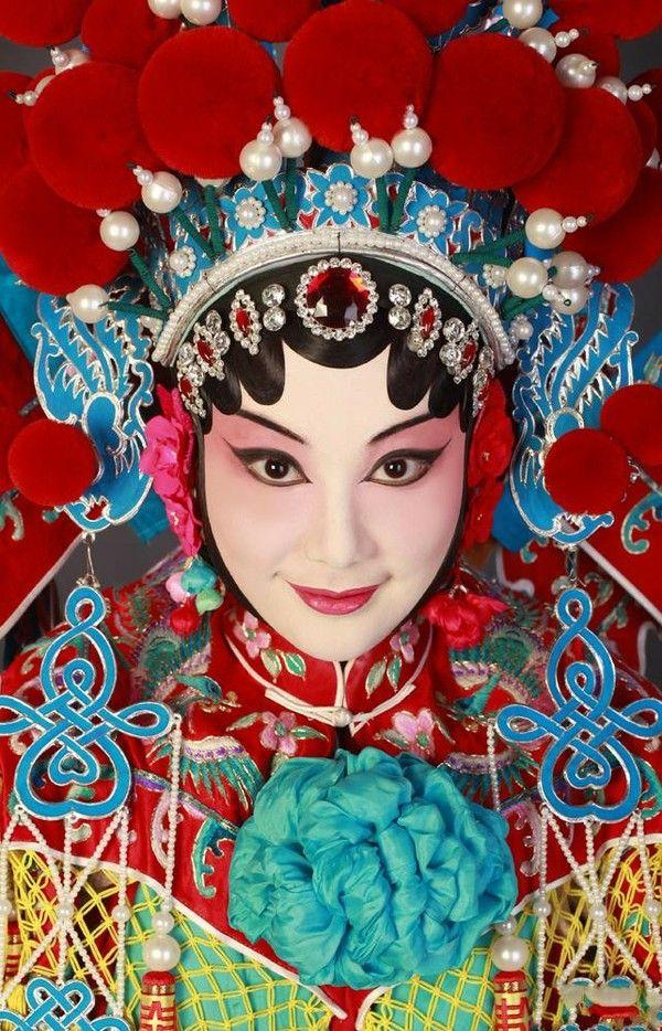 花旦 Chinese theatre