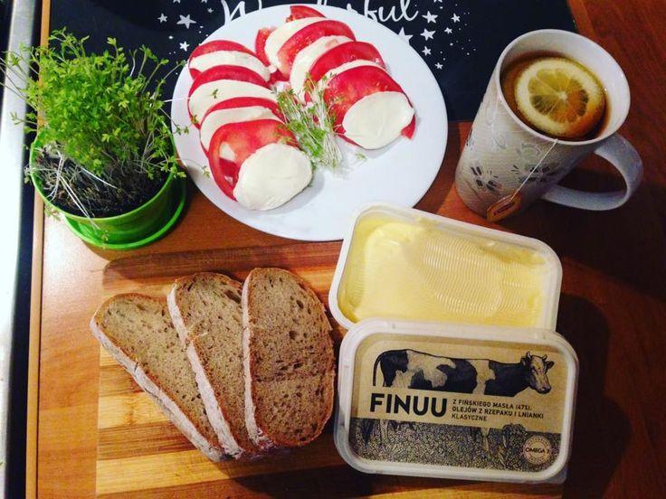 Kulinarne podróże @mrsFamess #finuu #finuupl #maslo #sniadanie #inspiracje #breakfast #butter #tea #inspiracje #bread #chleb