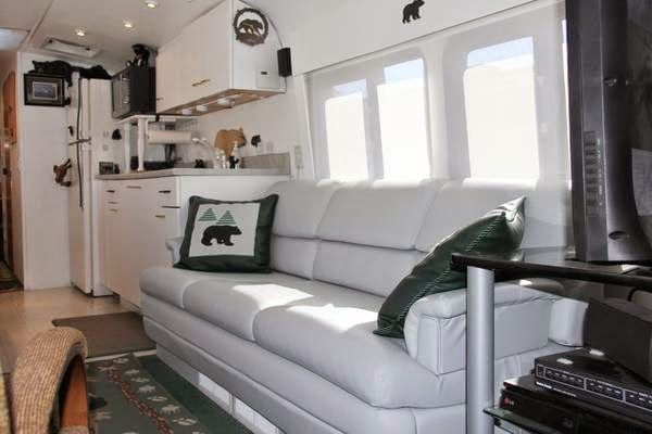 Used RVs Motorhome RV Bus Conversion by Owner