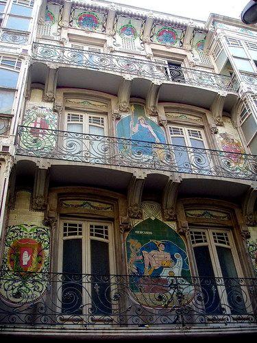 Fachada, Cartagena, Murcia, España