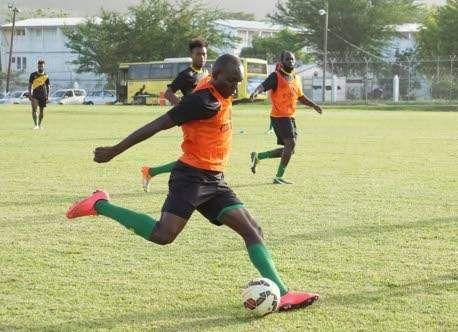 Manchioneal striker Smith relishing Reggae Boyz call-up - Jamaica Observer