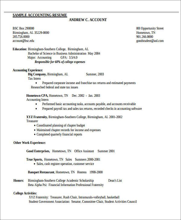 sle tax accountant resume 28 images tax cpa resume resume ...