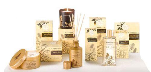 Dolcelisir Parfüm illatcsalád Lerbolario Naturkozmetikumok Magyarország