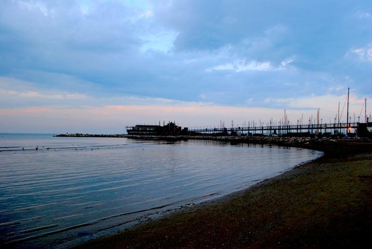 Rimini darsena - Rimini port