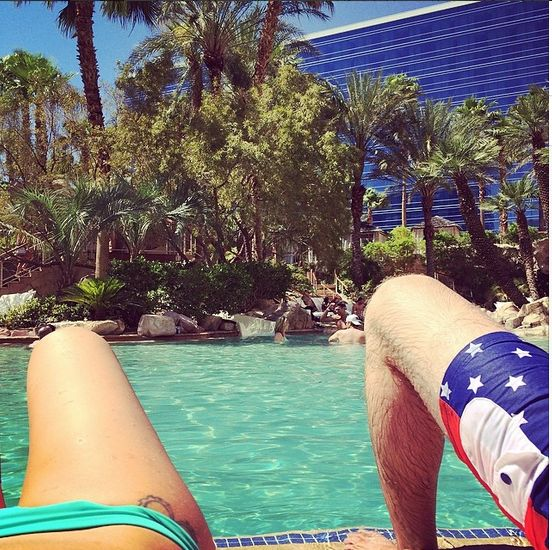 Things to Do in Vegas Rehab Pool Party at the Hard Rock  Las Vegas