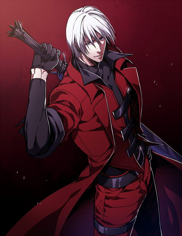 DANTE by black-necko-x on deviantART