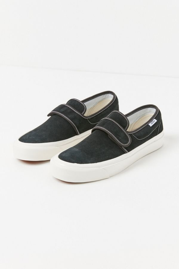 3f28bf3aa6 Vans Anaheim Factory 47 V DX Suede Slip-On Sneaker