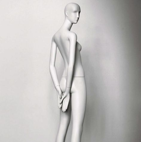 Schlappi 2000 mannequin collection featured in the DK Display showroom located at 147 West 25th Street, NY   www.dkdisplaycorp.com  www.bonaveri.com