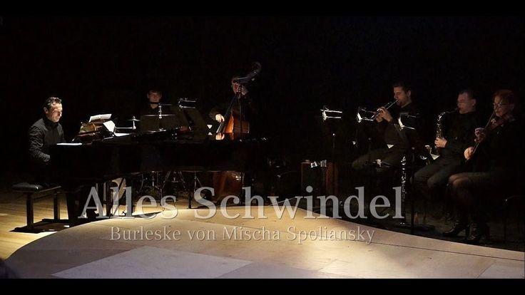 Mischa Spoliansky Alles Schwindel // Semperoper Dresden  Burleske in acht Bildern Premiere am 20. Januar 2017  From: Semperoper Dresden  #Oper #Musiktheater #Theaterkompass #TV #Video #Vorschau #Trailer #Clips #Trailershow #Deutschland