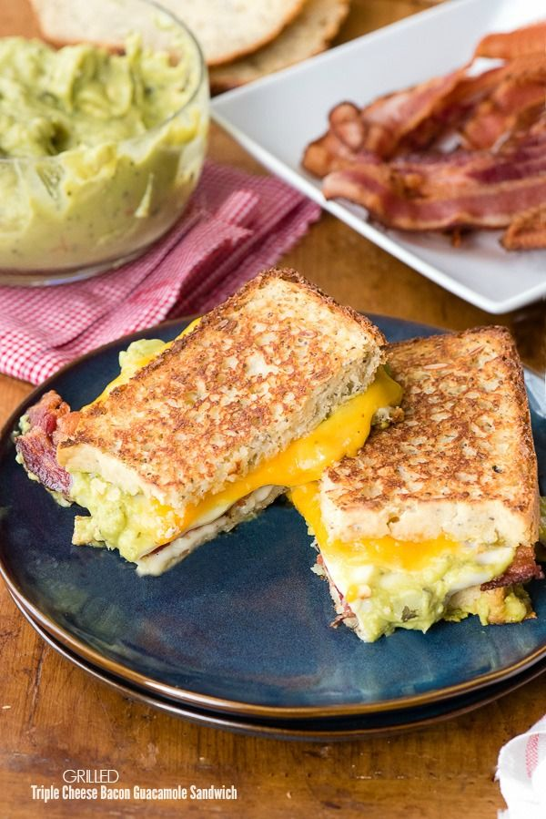 ... Pinterest | Grilled Cheeses, Grilled Cheese Sandwiches and Guacamole