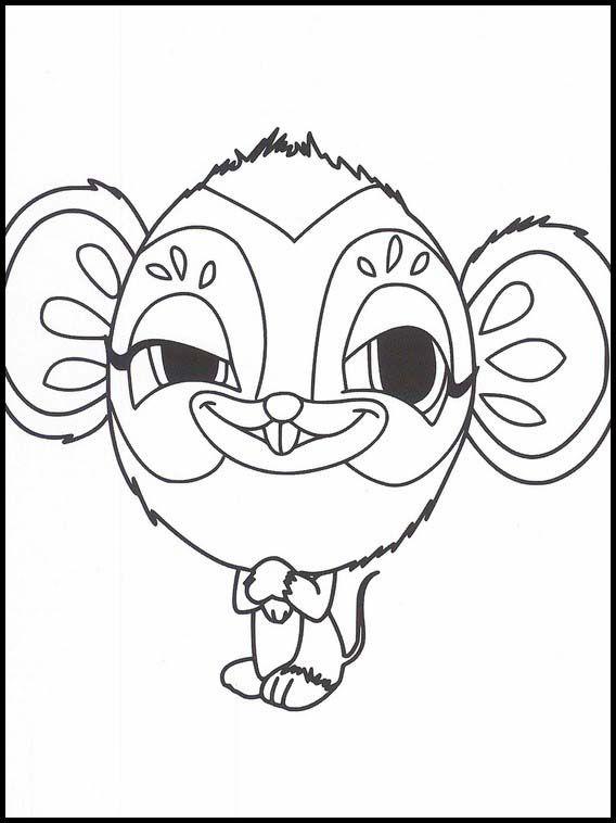 Zoobles 24 Ausmalbilder Fur Kinder Malvorlagen Zum Ausdrucken Und Ausmalen Ausmalbilder Malvorlagen Zum Ausdrucken Malvorlagen