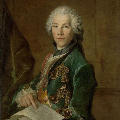 """Portrait of Arnoldus van Rijneveld,"" Louis Tocqué, c. 1738; Rijksmuseum SK-A-3905"