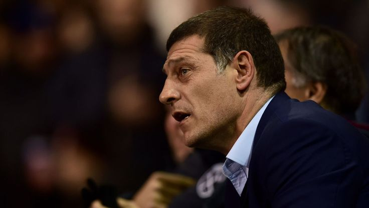 West Ham Considering Replacing Slaven Bilic With Highly-Acclaimed Championship Manager