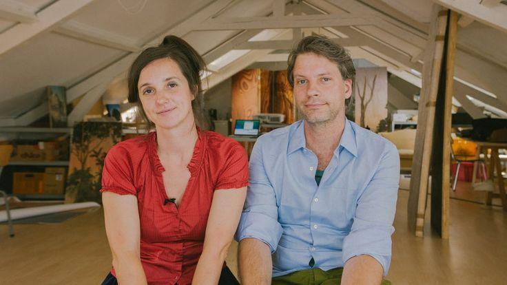 Margit Lukács & Persijn Broersen