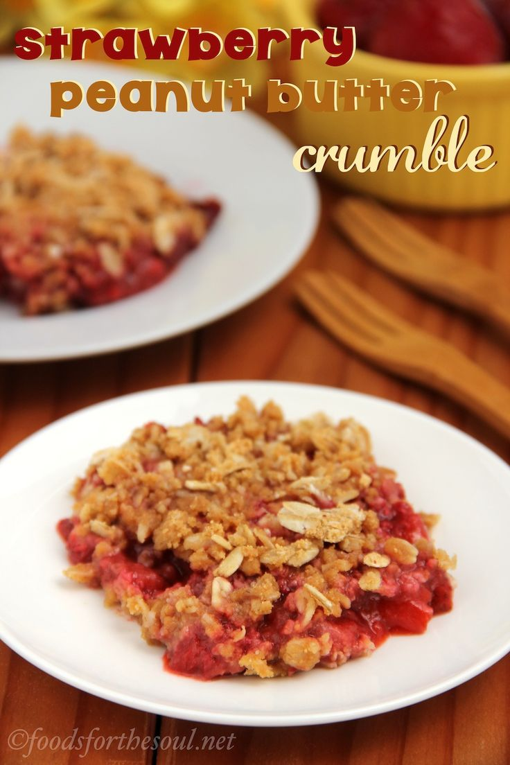pbj crumble recipe Love and zest 65k likes sports dietitian & food photographer orlando healthy recipes to fuel like this watermelon chia jam that i used in these pbj crumble.