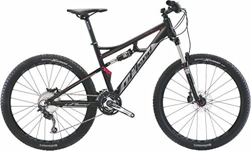Upland Dual Suspension Mountain Bike Fate 275 Medium Red >>> Check out the image by visiting the link.