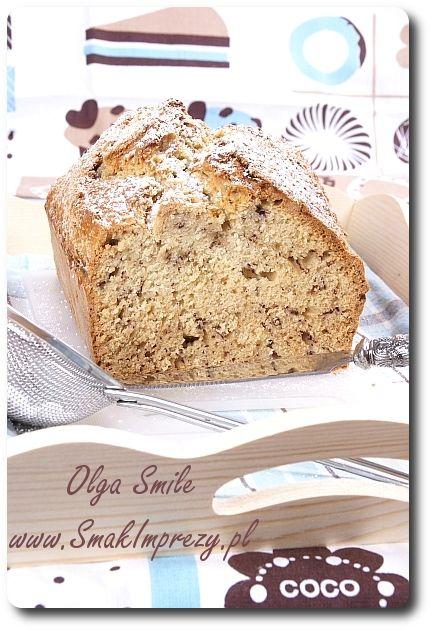 Chleb bananowy - przepis Olgi Smile
