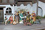 Krippenfiguren (KF20) Krippenfiguren- Krippenstall Weihnachten-Weihnachtskrippen-Weihnachtskrippe