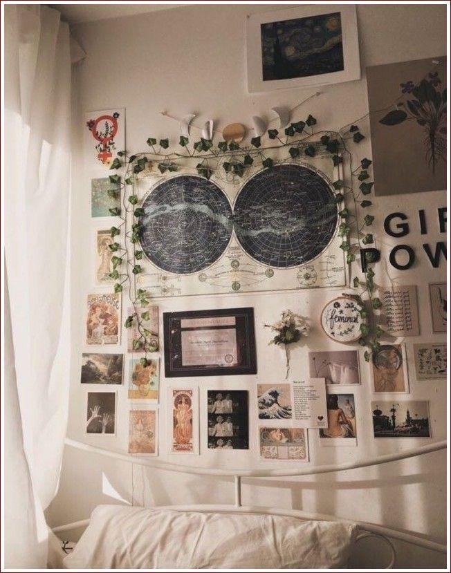 Bedroom Aesthetic Vintage Cozy Designs In 2020 Aesthetic Room