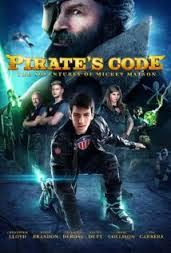 Pirate's Code: The Adventures of Mickey Matson #Review @Linda's Lunacy  #piratescode #flyby