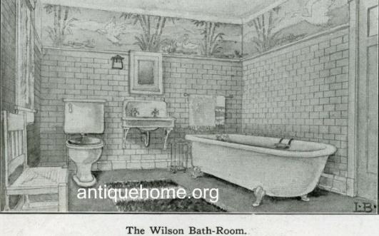25 best ideas about bungalow bathroom on pinterest for Home decor 1910