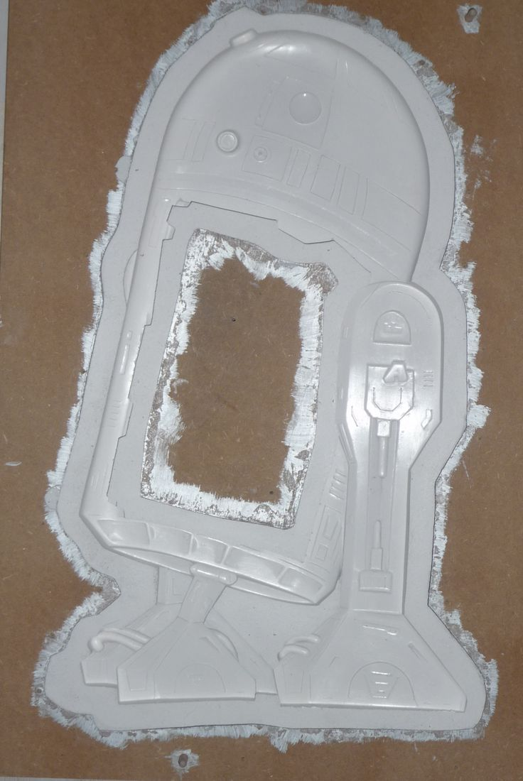 Time to test the mould..!