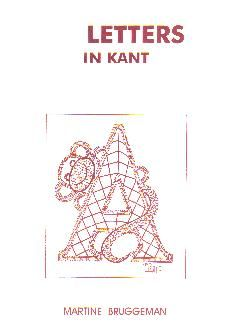 LETTERS IN KANT, Martine Bruggeman - bobbin lace materials - theo brejaart - lace - lacemaking materials - bobbins patterns threads pillows books