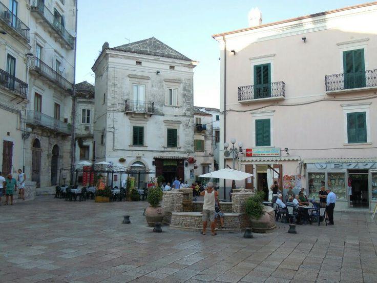 Italy, Gargano, Rodi Garganico