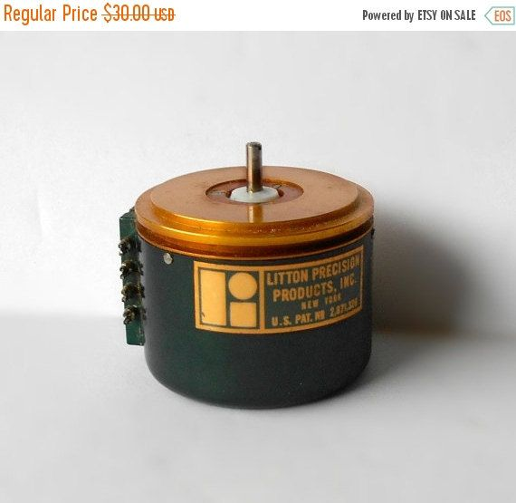 Antique Litton Precision Wirewound 10 Kilo by MargsMostlyVintage